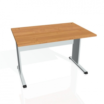 Psací stůl Hobis PROXY PS 1200, olše/šedá