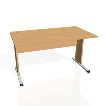 Psací stůl Hobis PROXY PS 1400, buk/buk