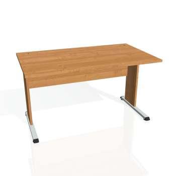 Psací stůl Hobis PROXY PS 1400, olše/olše