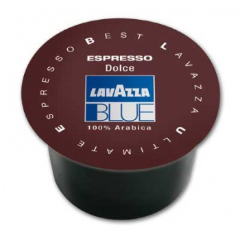 Kapsle Lavazza Blue - Espresso Dolce, 100 ks