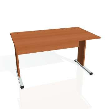 Psací stůl Hobis PROXY PS 1400, třešeň/třešeň