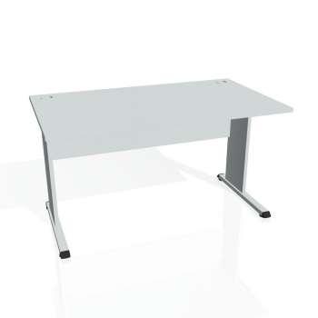 Psací stůl Hobis PROXY PS 1400, šedá/šedá