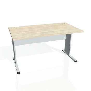Psací stůl Hobis PROXY PS 1400, akát/šedá