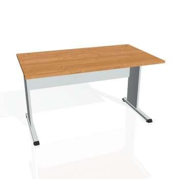 Psací stůl Hobis PROXY PS 1400, olše/šedá