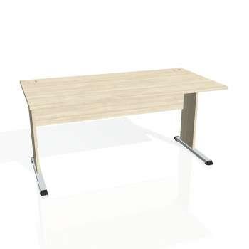 Psací stůl Hobis PROXY PS 1600, akát/akát