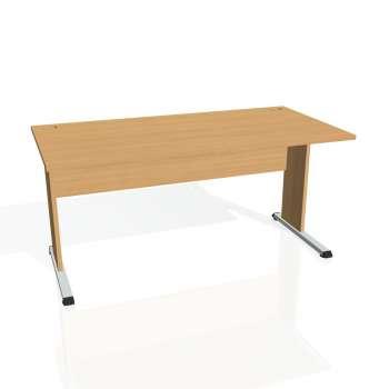 Psací stůl Hobis PROXY PS 1600, buk/buk