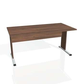 Psací stůl Hobis PROXY PS 1600, ořech/ořech