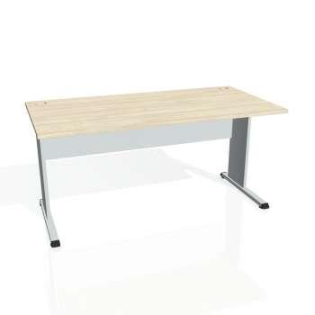 Psací stůl Hobis PROXY PS 1600, akát/šedá