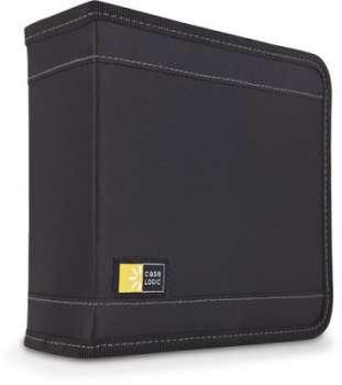 Organizér Case Logic Classic Black Wallet - 32 CD/DVD, černá