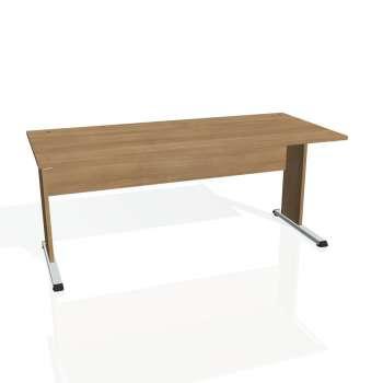 Psací stůl Hobis PROXY PS 1800, višeň/višeň
