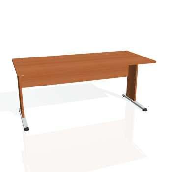Psací stůl Hobis PROXY PS 1800, třešeň/třešeň