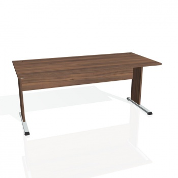 Psací stůl Hobis PROXY PS 1800, ořech/ořech