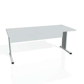 Psací stůl Hobis PROXY PS 1800, šedá/šedá