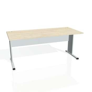 Psací stůl Hobis PROXY PS 1800, akát/šedá
