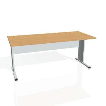 Psací stůl Hobis PROXY PS 1800, buk/šedá