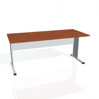 Psací stůl Hobis PROXY PS 1800, calvados/šedá