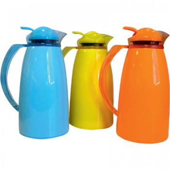 Termoska - plastová, mix barev, 1 l