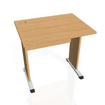 Psací stůl Hobis PROXY PE 800, buk/buk