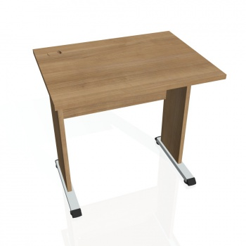 Psací stůl Hobis PROXY PE 800, višeň/višeň