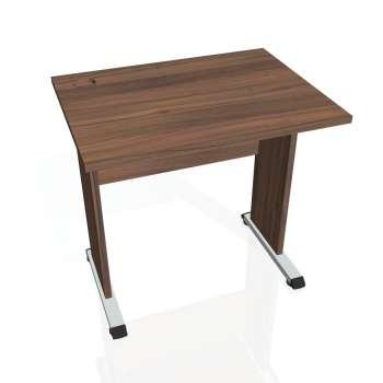 Psací stůl Hobis PROXY PE 800, ořech/ořech