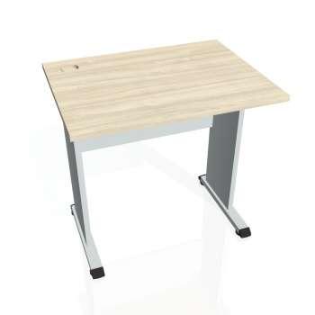 Psací stůl Hobis PROXY PE 800, akát/šedá