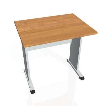 Psací stůl Hobis PROXY PE 800, olše/šedá