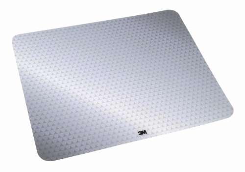 Samolepicí podložka pod myš 3M™ Precise™ - šdá/bílá