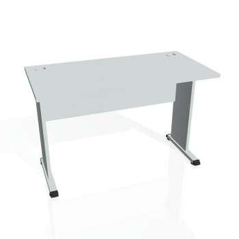 Psací stůl Hobis PROXY PE 1200, šedá/šedá