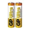 Baterie GP Ultra Alkaline LR6  1,5 V typ AA, 2 ks