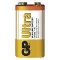Baterie GP Ultra Alkaline 9V, 6LF22 (1604), 1 ks
