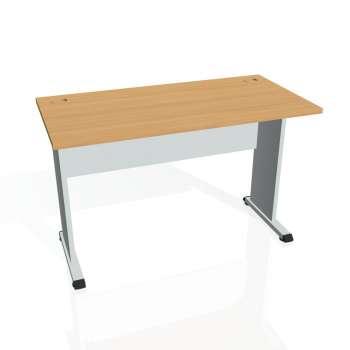 Psací stůl Hobis PROXY PE 1200, buk/šedá