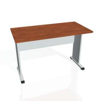 Psací stůl Hobis PROXY PE 1200, calvados/šedá