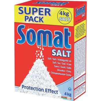Sůl do myčky - SOMAT, 4 kg