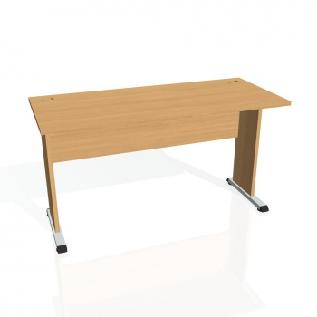 Psací stůl Hobis PROXY PE 1400, buk/buk