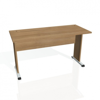 Psací stůl Hobis PROXY PE 1400, višeň/višeň