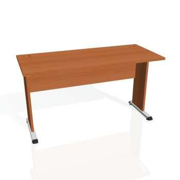 Psací stůl Hobis PROXY PE 1400, třešeň/třešeň