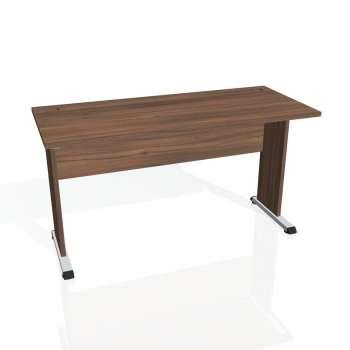 Psací stůl Hobis PROXY PE 1400, ořech/ořech