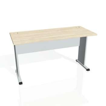 Psací stůl Hobis PROXY PE 1400, akát/šedá