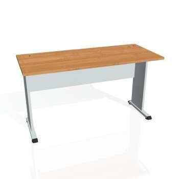 Psací stůl Hobis PROXY PE 1400, olše/šedá