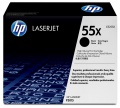 Toner HP CE255X/55X - černá
