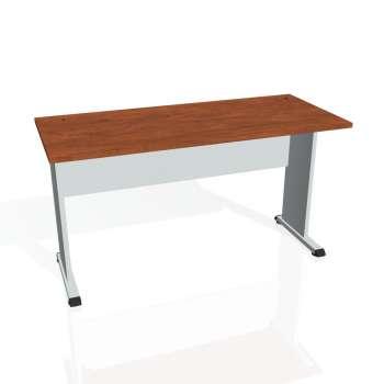 Psací stůl Hobis PROXY PE 1400, calvados/šedá
