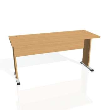 Psací stůl Hobis PROXY PE 1600, buk/buk