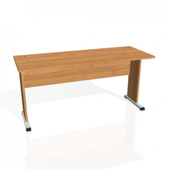Psací stůl Hobis PROXY PE 1600, olše/olše