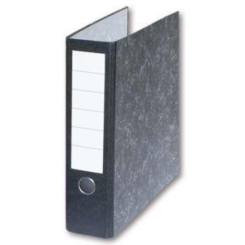 Archivní kapsový pořadač Niceday - A4, kartonový, hřbet 7,5 cm, mramorovaný