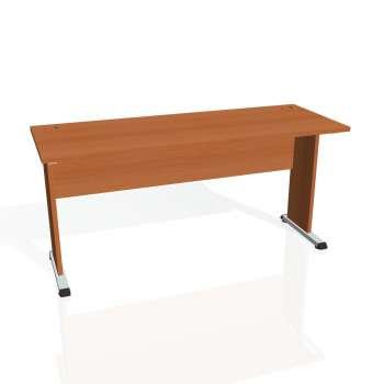Psací stůl Hobis PROXY PE 1600, třešeň/třešeň