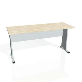 Psací stůl Hobis PROXY PE 1600, akát/šedá
