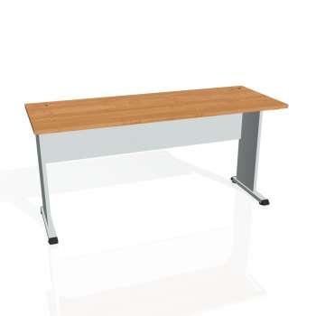 Psací stůl Hobis PROXY PE 1600, olše/šedá