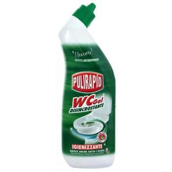 Čisticí prostředek WC gel Pulirapid - 750 ml