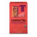 Černý čaj London Tea - London Breakfast, Fairtrade 20 x 2,5g