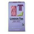 Černý čaj London Tea - Earl Grey, Fairtrade 20x 2g